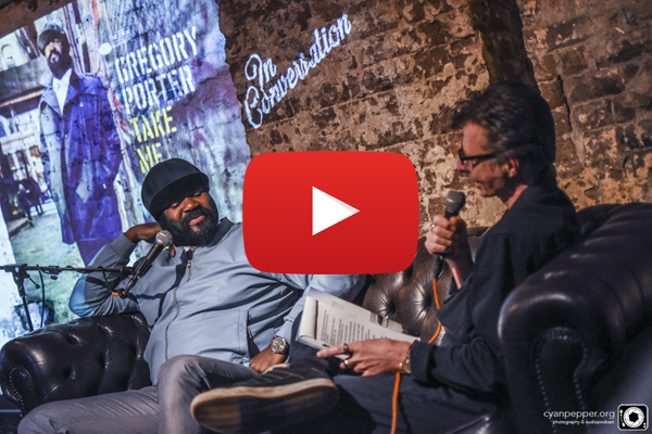 Gregory Porter In Conversation Video Sydney 2016